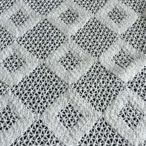 2017 New cotton cording lace fabric