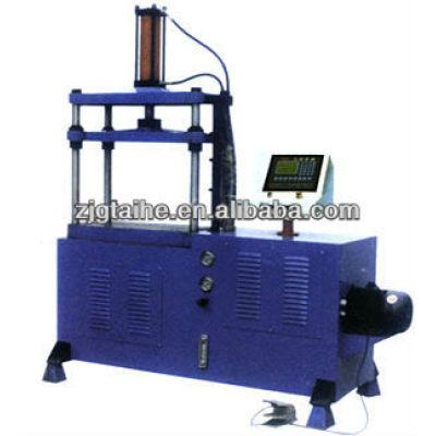 Automatic steel tube press bending machine