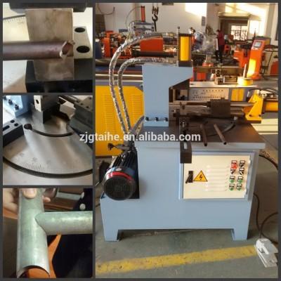 pipe end arc punching machine