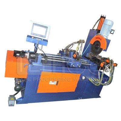 Automatic CNC servo feeding tube circular sawing machine