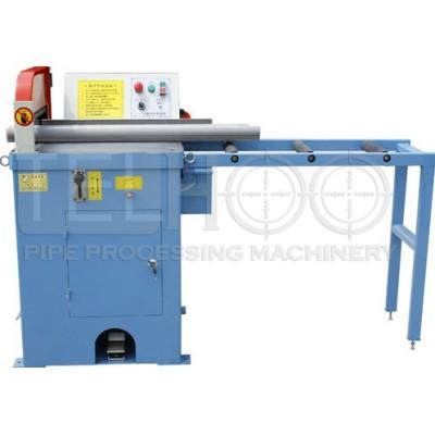 Manual aluminum pipe cutting saw machine
