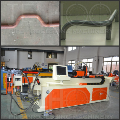 Automatic hydraulic Pipe and Tube Bending Machine
