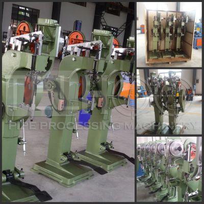 Aluminum Ladder Riveting Machine