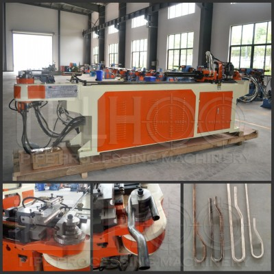 High precision CNC pipe and tube bending machine