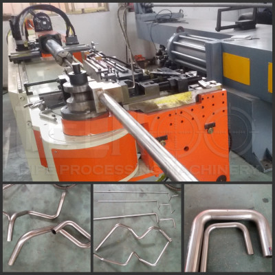 Automatic CNC 3d stainless steel pipe bending machine