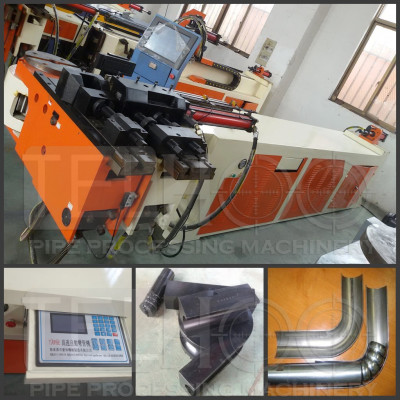 Metal pipe bending machine price