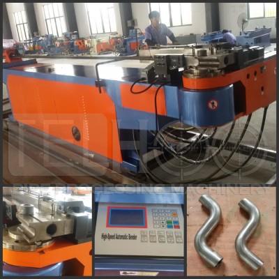 stainless steel elbow making machine