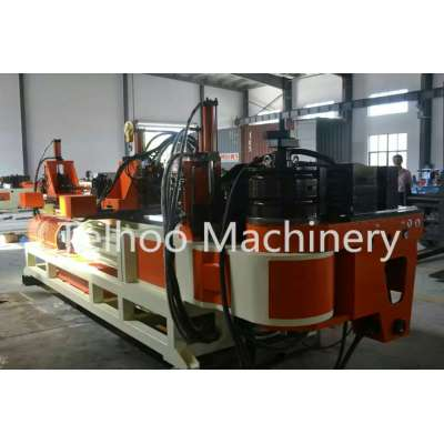 Heavy Duty 3D Tube Bending Machine Automatic Tube Bender With Servo Motor Angle Rotations 130mm Capacity