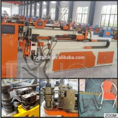 heavy duty hydraulic pipe bending machine capacity upto 130mm