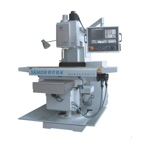 milling machine on