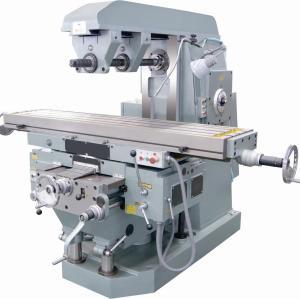 X6142B universal knee-type milling machine