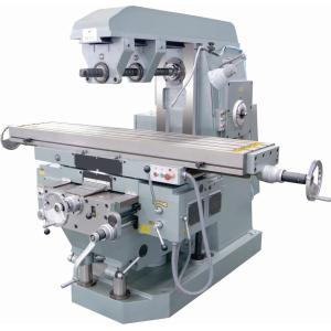 X6142B universal knee-type milling machine