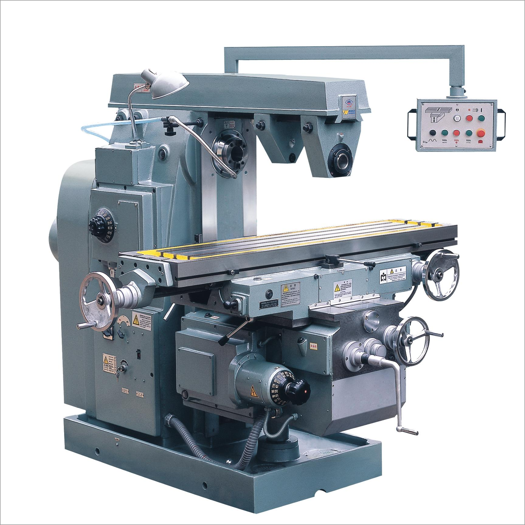 Conventional Milling Machine : X horizontal milling machine china conventional