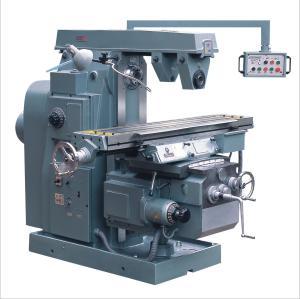 X6132B×16 universal knee-type milling machine