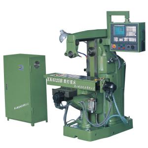 XK6125 CNC MILLING MACHINE