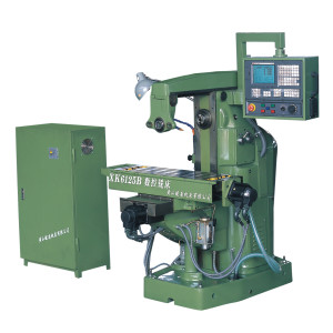 XK6125 CNC MILLING MACHINE