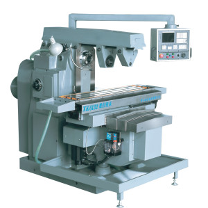 XK6132 CNC MILLING MACHINE