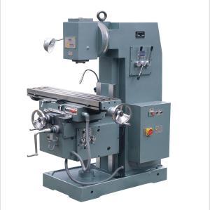 X5025B VERTICAL KNEE TYPE MILLING MACHINE
