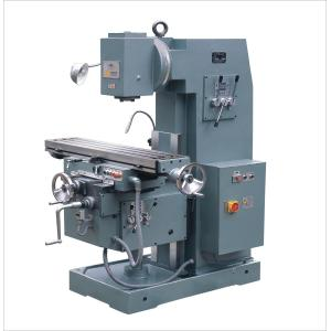 X5025B VERTICAL KNEE TYPE MILLING MACHINE
