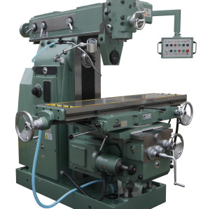 X6242 UNIVERSAL TURRET HEAD MILLING MACHINE