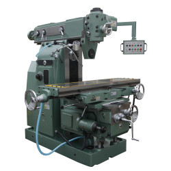X6232B UNIVERSAL TURRET HEAD MILLING MACHINE