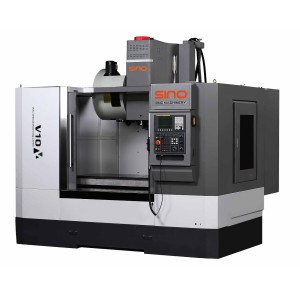 V10 HIGH SPEED VERTICAL MACHINING CENTER