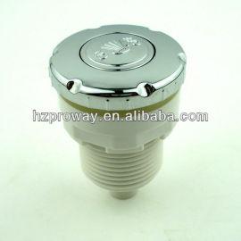 47 mm 6 mm de espesor bañera accesorios de botón