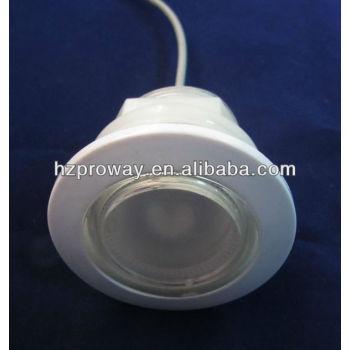 Rgb colores hangzhou bañera de luz LED