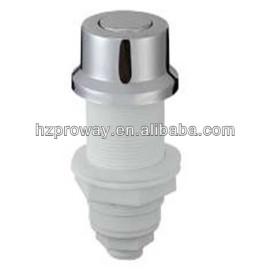 3 mm de diámetro exterior del tubo de conexión de botón de la válvula