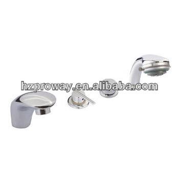 Baño - mezclador ss de entrada de agua de piezas de baño accesorio del grifo