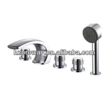 Caño de latón bañera Componet piezas de la llave