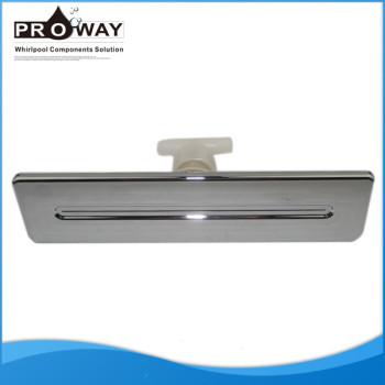 Spb-07 blanco piezas de baño ABS ducha cascada