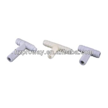 Ducha accesorios de la ducha ducha en forma de T conector