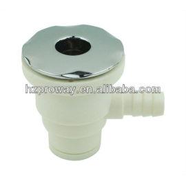 Pulgadas Jet boquilla de agua de la bañera piezas hidráulica de la bomba de chorro
