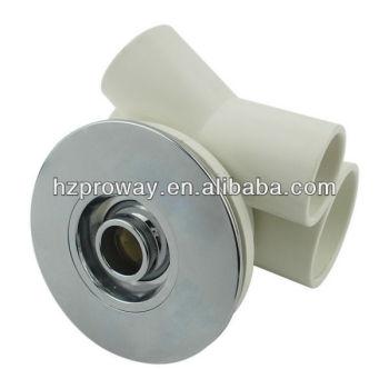 Whirlpool bañera de pulverización de la boquilla de chorro de espesor delgado cubierta de componentes electrónicos de la bañera de hidromasaje Jets