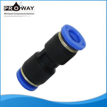 Spa conexión de la manguera bañera piezas de aire de secado rápido conector