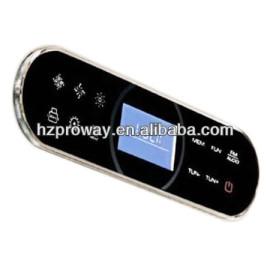 Ac230v 50 HZ negro controlador de bañera