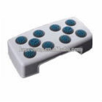 Piezas de baño dispositivo de masaje de pies