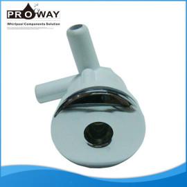 Diámetro 40 mm de la bañera piezas de corte por chorro de agua precios de las máquinas