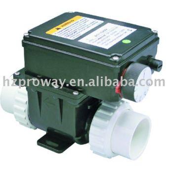 230 V / 50 HZ 1.5KW SPA bañera piezas bañera ducha calentador de agua