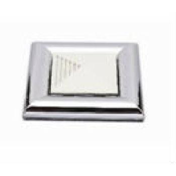 Abs cubierta del ventilador accesorios de baño protector del ventilador