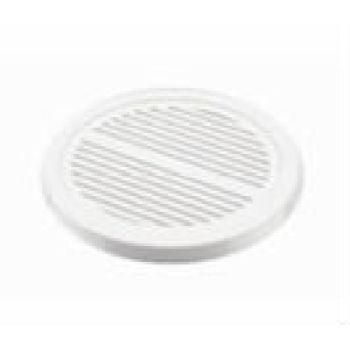Ducha ABS cubierta del ventilador accesorios de tubo de escape cubierta del ventilador
