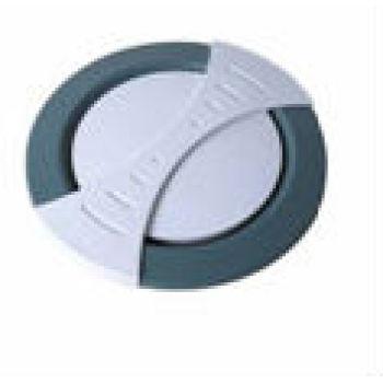 Ducha de protección contra ABS piezas de baño cubierta del ventilador