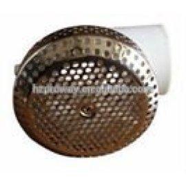 Bañera de hidromasaje de componentes PVC SPA de acero inoxidable cubierta