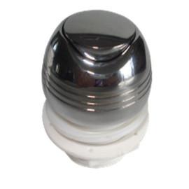 Bañera de hidromasaje accesorios de la ronda interruptor del aire bañera de botón 20 mm