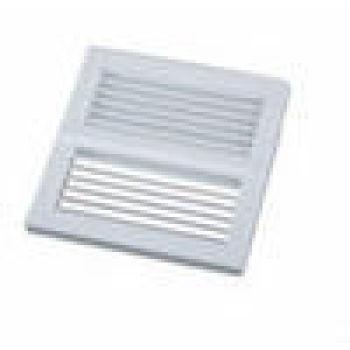 Blanco ABS ducha plato de ventilación cuadrado del ventilador fabricante