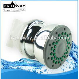 Mini aparato de masaje de chorro de agua para ducha Panel