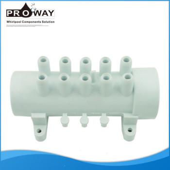 Am-008 Airsystem distribuidor de corriente para automóvil bañera 1.5