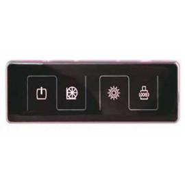 Multifuncional de hidromasaje bañera de hidromasaje de Control para bañera enciende las luces de agua de la bomba