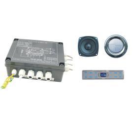 De Control bañera de masaje para baño de burbujas temperatura fuera Setsat CD Control de